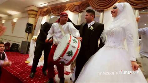 awesome lebanese wedding  wwwmelbournefilmscom youtube