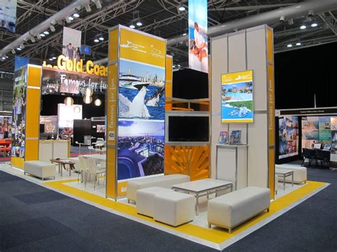 exhibition au bureau custom exhibitions stands gold coast display stands gcd