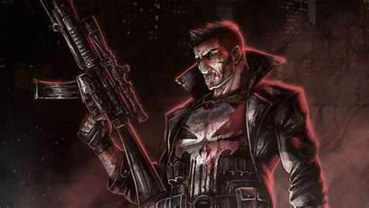 Punisher 4k Wallpapers Superheroes 1080p Skull Wallpaperaccess