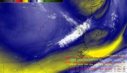 Cloud Mid Water Vapor Goes Satellite Wave