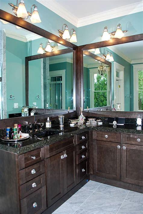 bathroom remodel  small bathroom  larger
