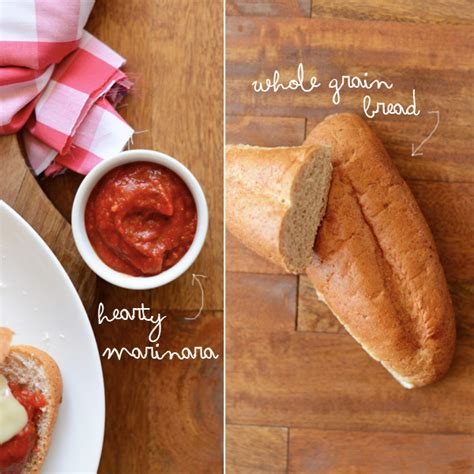 Turkey Meatball Sub Sandwiches