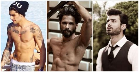 Shahid Kapoor Voted As The Sexiest Asian Man Alive