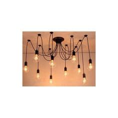 hello lava l replacement bulb edison spider l available in 6 10 14 hanging