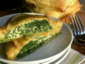 Puff Pastry Spinach Pie Recipe