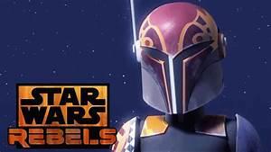 Star Wars Rebels - Sabine Wren in The Protector of Concord ...