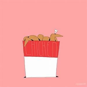 fried chicken gifs | WiffleGif