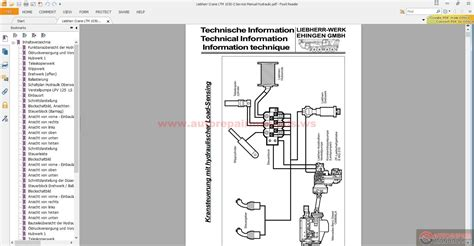 liebherr crane ltm 1030 2 service manual hydraulic auto