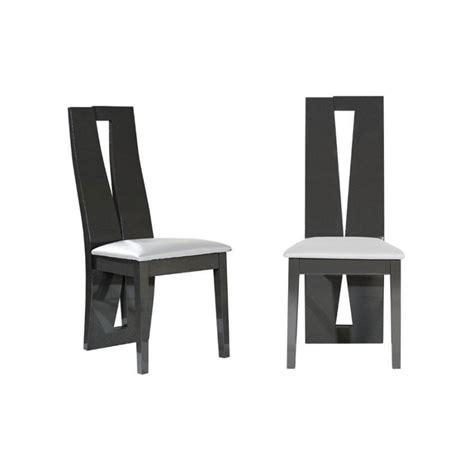 chaise salle a manger grise chaise grise salle a manger le monde de léa