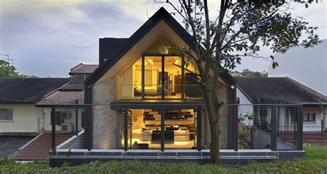 Y & Y Home Design And Consulting : Elegant Interior With Industrial Elements