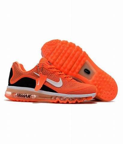Nike Shoes Air Max Orange Boost Running
