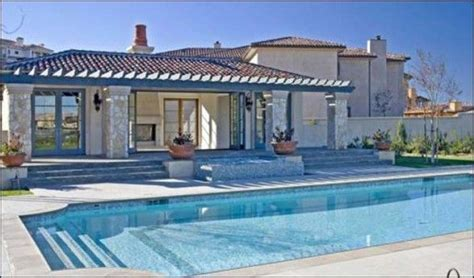 Celebrity Homes  Celebrity Homes Britney Spears In Los