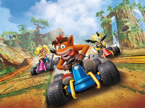 crash team racing nitro fueled  wallpaper hd games