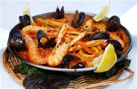 panais cuisiner recipe sea food paella authentic food food channel