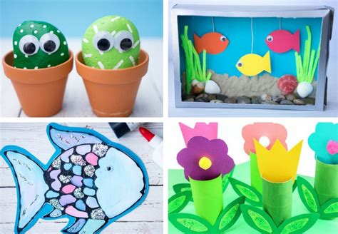 100+ Easy Craft Ideas For Kids  The Best Ideas For Kids