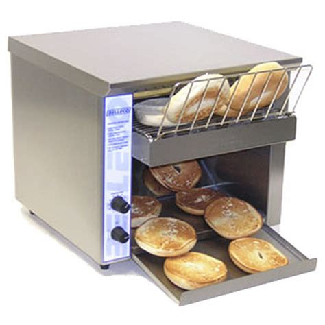 Bagel Toaster by Shop Bagel Conveyor Toasters Countertop Cooking At Kirby