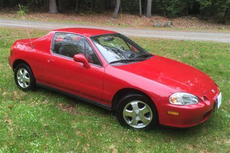 1994 Honda Sol by Original Owner 1994 Honda Civic Sol Vtec 5 Speed For