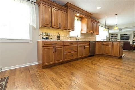 Designers: Laura (cabinets, countertops), Bill (flooring