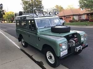 1961 Land Rover Series Ii    Series 2