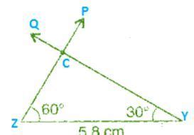 ncert solutions class  maths chapter  practical geometry