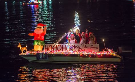 san diego boat parade of lights holiday boating some like it boats com