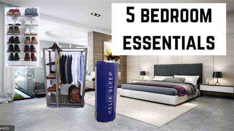 Essentials In Bedroom by 5 Bedroom Essentials To Upgrade Your Room