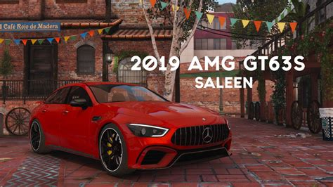 2019 Amg Gt63s [add-on-replace]
