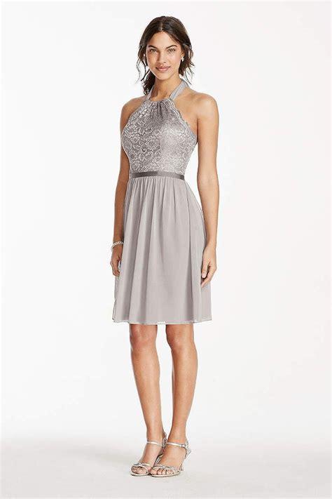 Silver Gray Wedding Dresses - Bridesmaid Dresses