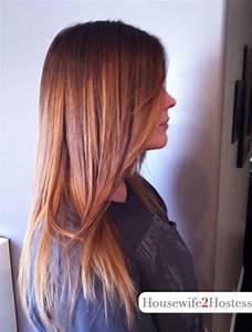 Ombré Hair Auburn : auburn ombre housewife2hostess ~ Dode.kayakingforconservation.com Idées de Décoration
