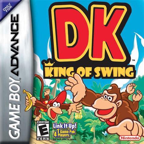 King Of Swing Dk King Of Swing Boy Advance Ign