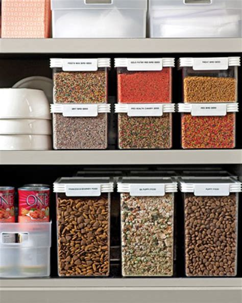 kitchen pantry storage containers pantry organization ideas part 2 5493