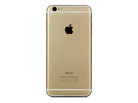 iphone 6 in gold apple iphone 6 plus 64gb gold bei notebooksbilliger de
