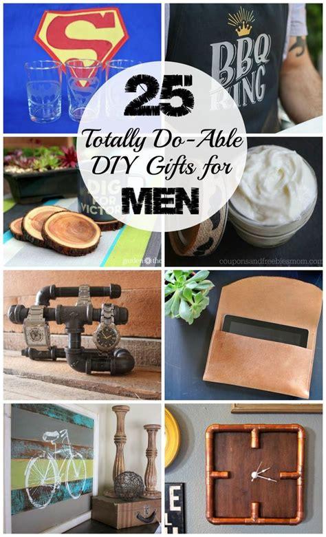 25 Diy Gifts For Men  Danny  Pinterest  Gift, Christmas