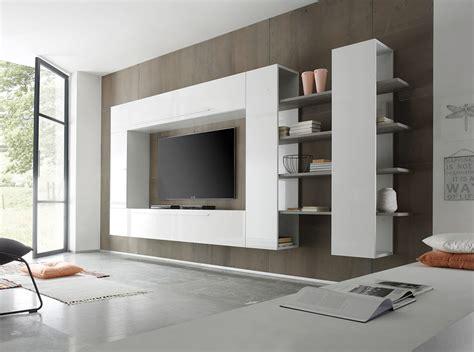 modern living room wall units zion star