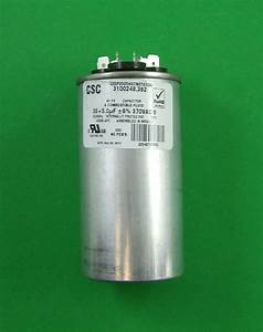 Dometic 3100248362 Rv Air Conditioner Fan Run Capacitor