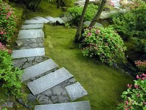 Japanischer Garten Gestaltungsideen : gartengestaltung 107 bilder sch ne garten ideen und stile ~ Pilothousefishingboats.com Haus und Dekorationen