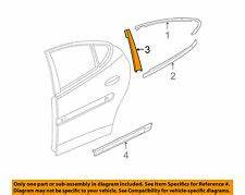Exterior Mouldings  U0026 Trims For 2005 Pontiac Grand Prix For