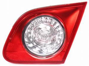Rh Inner Tail Light Lamp - Vw Passat 06-10 B6