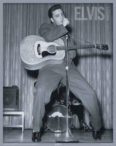 Elvis Dance Photo - AllPosters.ca   Elvis presley, Elvis ...