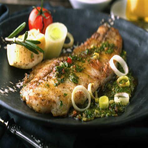grilled fish  garlic butter sauce recipe