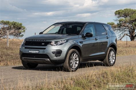 Review Land Rover Discovery by 2018 Land Rover Discovery Sport Sd4 Se Review