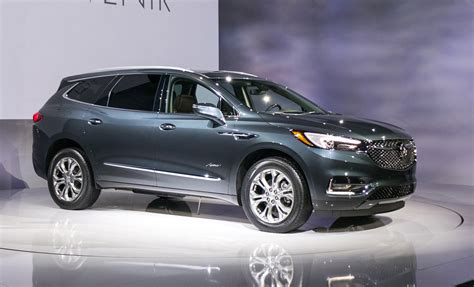 2018 Buick Enclave, 2018 Dodge Demon, 2018 Lincoln
