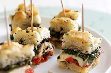 cheap canapes recipes salmon and caviar topped potatoes 50 and easy