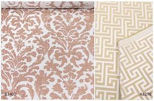 what is damask design
