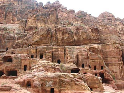 23 Best Petra Jordanon The Silk Road Images On
