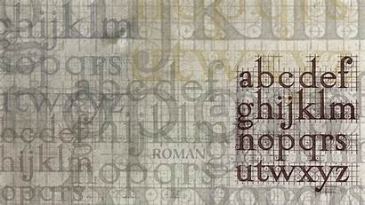 Alphabet Letters Wallpapers Desktop Commercial Fonts Background