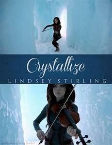 Lindsey Stirling Crystallize by vhesketh on DeviantArt