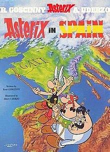 Asterix wiki recent changes no wikinode no about no mobile url. Asterix in Spain - Wikipedia