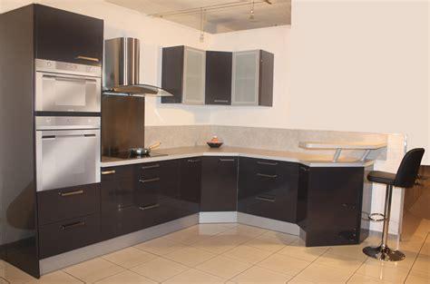 cuisine à composer metalika anthracite meubles à composer meubles à