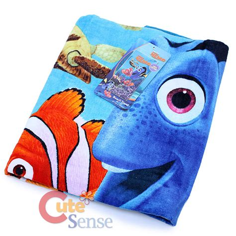 finding nemo bath towel set finding nemo cotton towel bath towel ebay